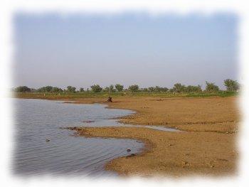 Lac de Ouahigouya Burkina Faso