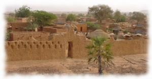 Village de Bani et ses Mosquées Burkina Faso