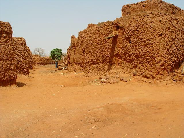 Village du Burkina Faso