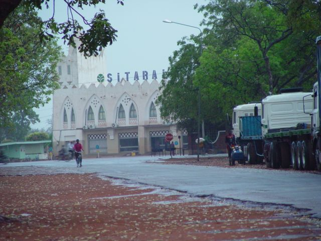 Gare de Bobo Dioulasso