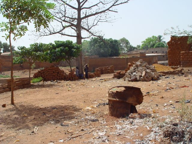 Faubourgs de Bobo Dioulasso