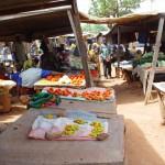 Marché au Burkina Faso