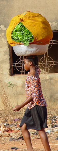 Jeune Fille Bobo Dioulasso Burkina Faso