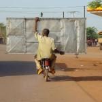 Convoi exceptionnel Burkina Faso