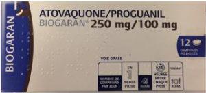 Malarone contre le paludisme au Burkina Faso