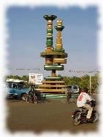 Ouagadougou Monument Festival Panafricain du Cinéma