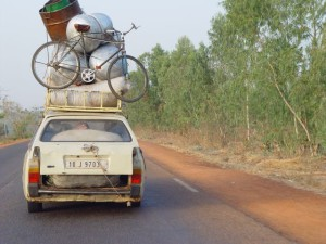 Burkina Faso Les Routes