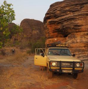 Le Goanda Guide Burkina Faso