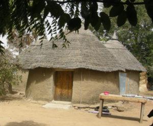 Nuit en case Village Burkina Faso