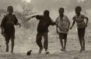 Foot au Burkina Faso